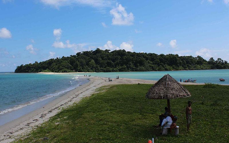 Explore Diglipur Island
