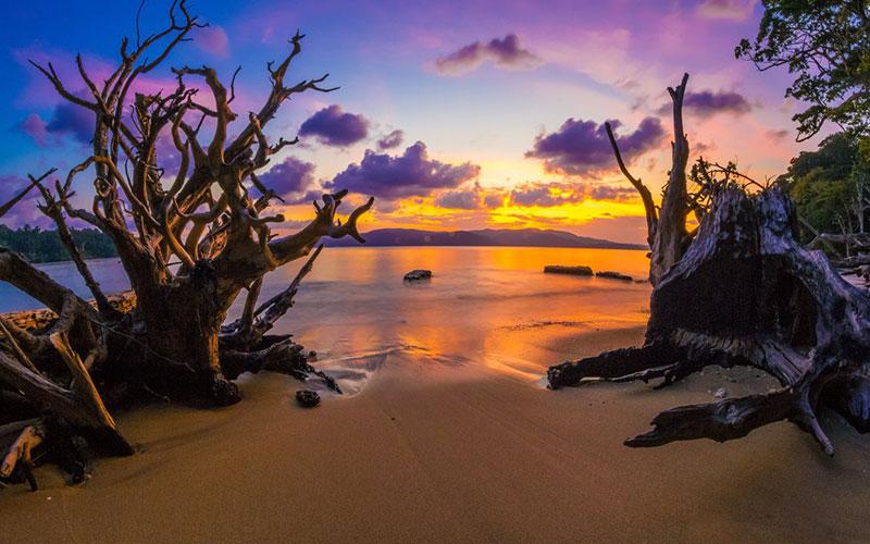 Chidiya Tapu, Andaman Islands